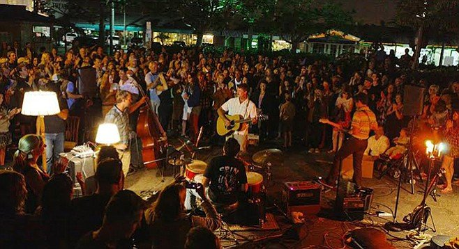 With dwindling support, the Carlsbad Music Festival hits up Kickstarter.