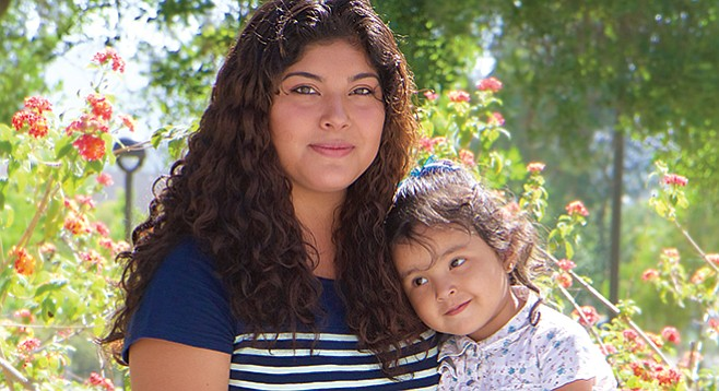 Before turning 16, Sherry Sotelo won the right to adulthood in juvenile court.
