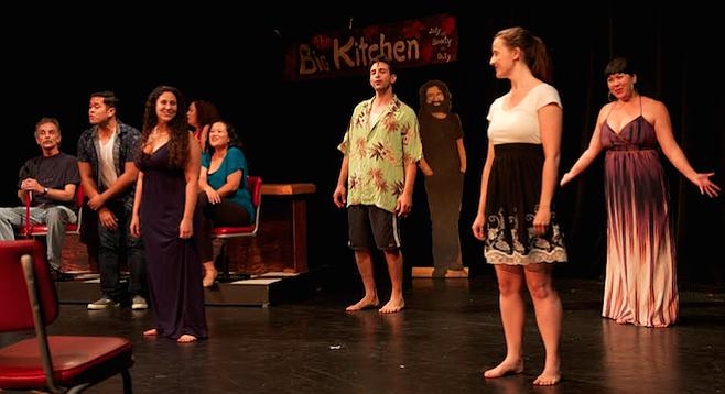 San Diego Fringe: Big Kitchen: A Counter Culture Musical | San Diego ...