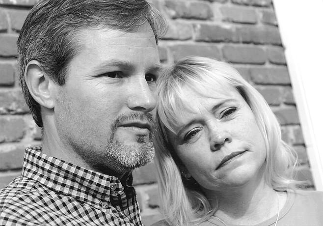 Damon and Brenda van Dam
