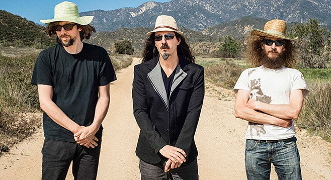 Jazzy prog-rock trio the Aristocrats leave no genre untouched.
