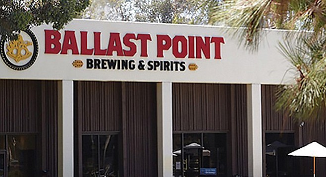 Ballast Point in Scripps Ranch