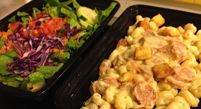 Comfort food straight from Adams Avenue Grill