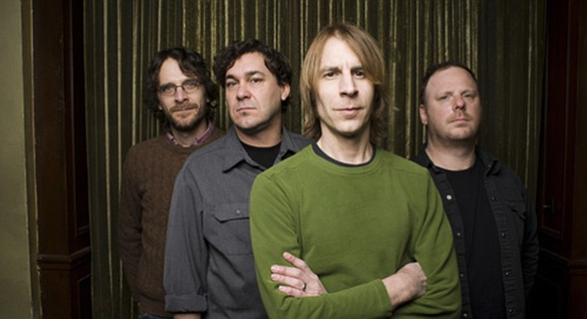 "No ""vanishing point"" for grunge veterans Mudhoney..."