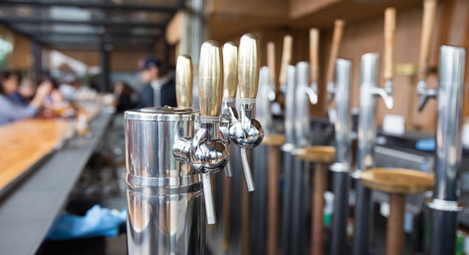 We tap Beer Week's most promising lineups...