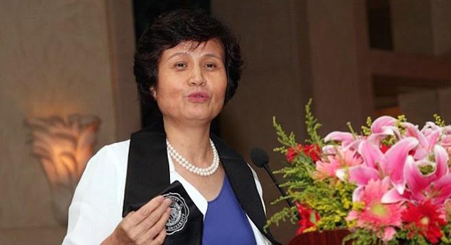 Madame Xu Lin