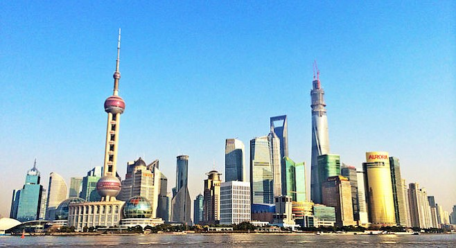 City pension fund executive's recent trip to Shanghai paid for by an investment firm