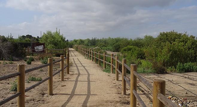 Otay Delta River Trail