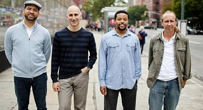Ralph Alessi Quartet
