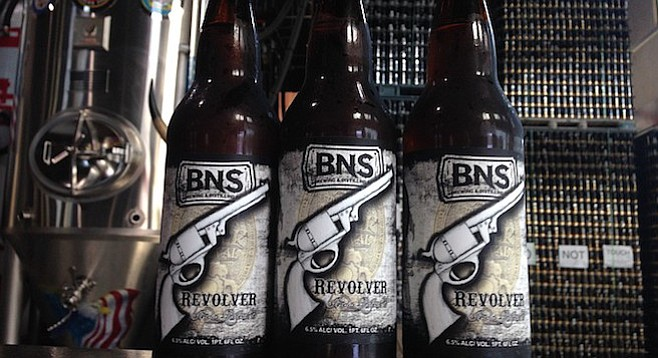 BNS has begun releasing bottles of its award-winning Revolver IPA, as well as cans of what used to be its most popular beers.