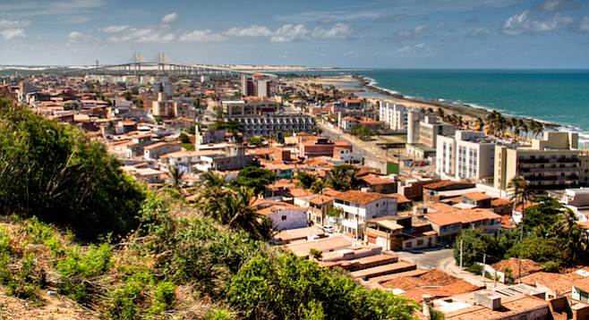 Natal, Brazil, caters to beach tourism, with more than a few stunning options nearby to choose from.