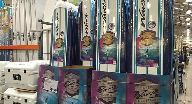 Still flying off the shelves at Costco