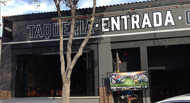 Entrada moves in to Little Italy