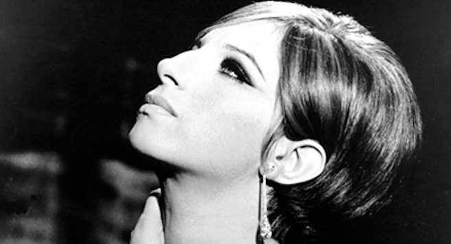 Babs, in Funny Girl