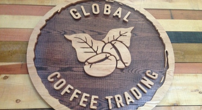 San Diego-based coffee trader Global Coffee Trading serves retail to coffee enthusiasts, wholesale to coffee professionals.