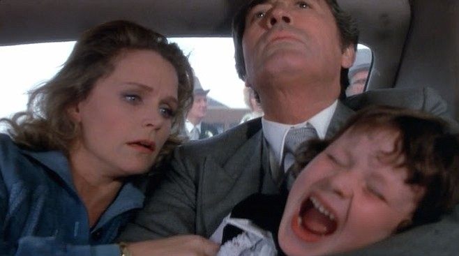 The Omen. I look forward more to the promised Close Encounters sequel than I do to the Star Wars one.