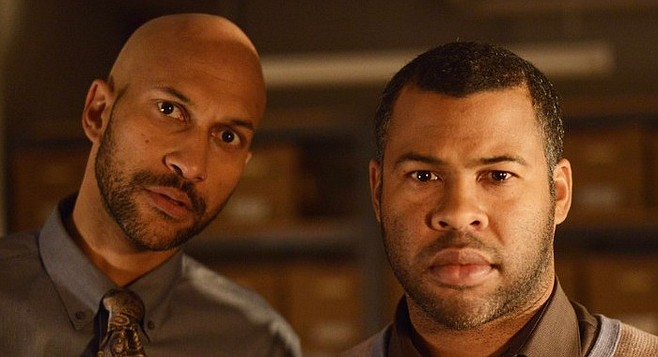 """The real Key & Peele: """"The resemblance is uncanny."""""""