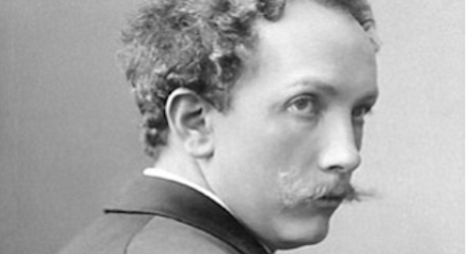 Richard Strauss surprised his wife Pauline with an opera character based on her.  She wasn't pleased.