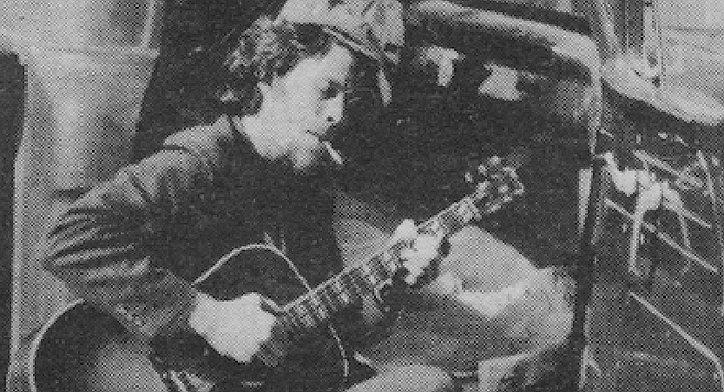 """Tom Waits: """"The first album I ever bought was Papa's Got A Brand New Bag. I was going to Farrell Jr. High and James Brown was my idol."""""""