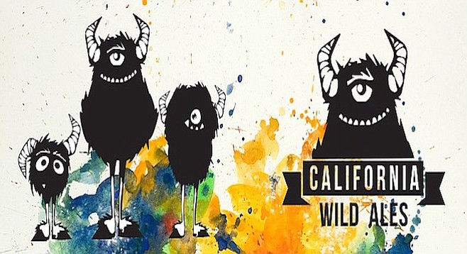 Brett, Lacto, and Pedio — the three wild beasts favored by California Wild Ales.