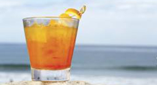 Duke's Mango Old Fashioned