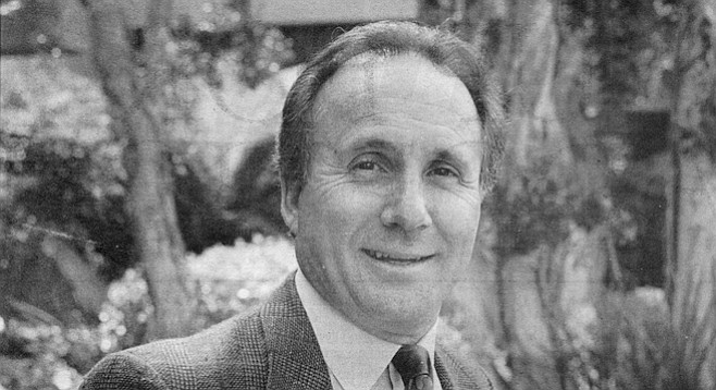 """Michael Reagan: """"What I wanted to do most when my dad got out of office was find out who Mike Reagan is. Because Mike Reagan has always been the son of somebody all of his life."""""""