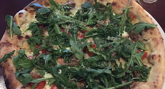 Pizza Profumata