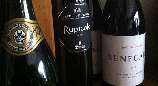 2011 Rupicolo and a couple of friends