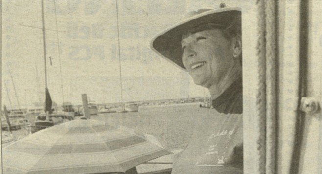 Annie Kolls. Due mostly to luck, Annie began corresponding with some of Australia's most famous skiffies. They were excited that one of their beloved boats had turned up in America and helped Annie log her skiff's pedigree.
