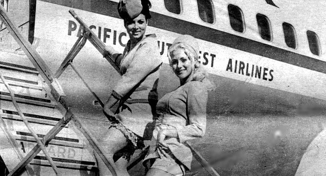 PSA had gained a nickname that was at once endearing and mordant: PSA was the Go-Go Airline.