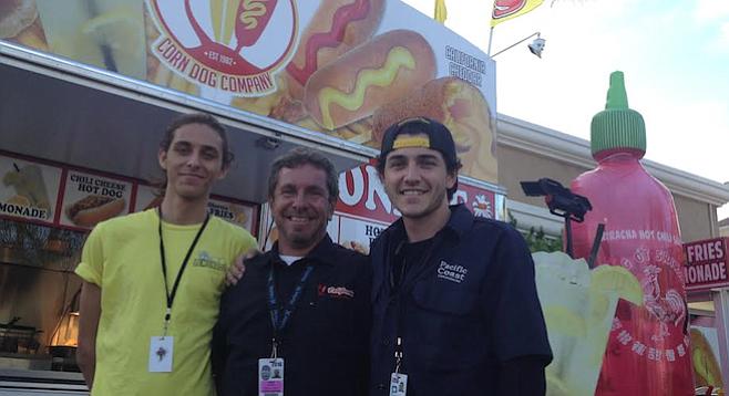 Slater, Rick, and Cameron Kasinak