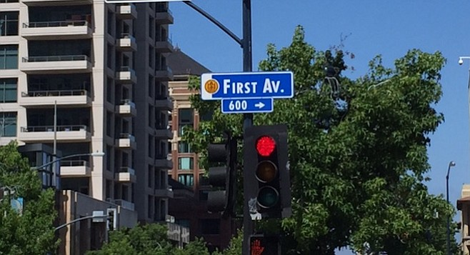 The 1931 ordinance changed all the names, from First through Twelfth, from streets to avenues.