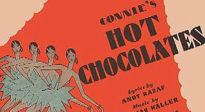 "One story of how ""Ain't Misbehavin' came to be is that it was written for Connie's Hot Chocolates, an all-black musical revue."