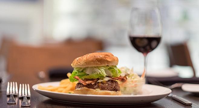 Brigantine burger