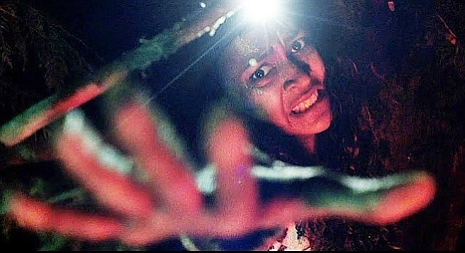 Blair Witch: It's like she's reaching right out of the screen and into your wallet!