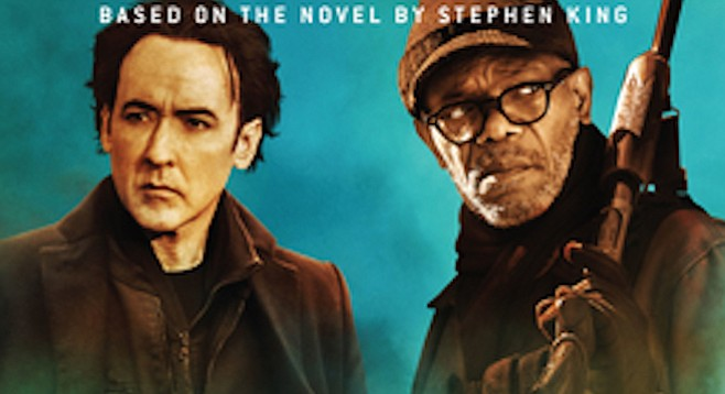Even with John Cusack and that guy who's in all movies, this one was not well received.