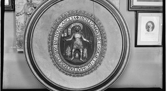Seal of the Congress of Massachusetts