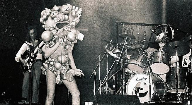 Genesis, 1974