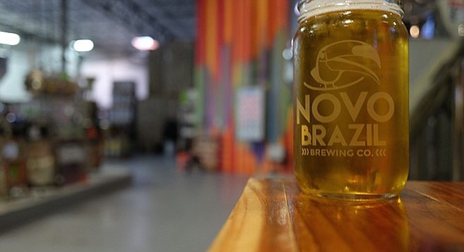 Eastlake's Novo Brazil Brewing Co. plans to add new South Bay locations.