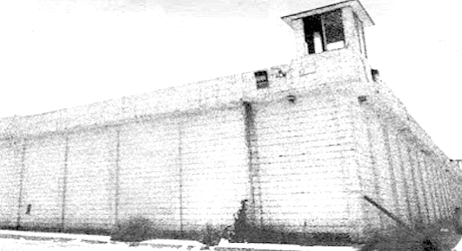 Like most San Diegans I didn't have a clue as to what the La Mesa prison was like. These guys filled me in as best they could. I had a hard time believing the stories.
