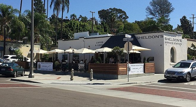 Former Gas Station Turned Into Hot La Mesa Lunch Spot San