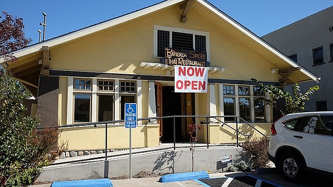 This longtime local Thai restaurant has a new North Park home.