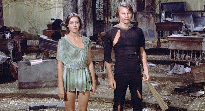 Logan's Run doesn't fit bill as frightening hipster allegory