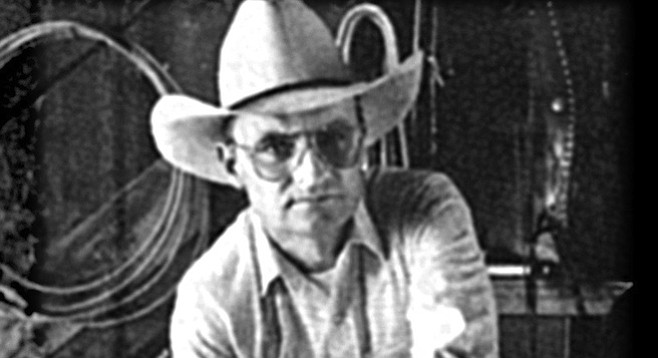 Cowboy Frank Morris