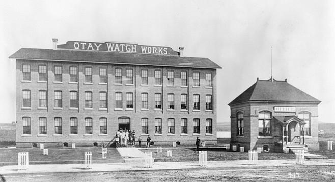 Otay Watch Works, c. 1890