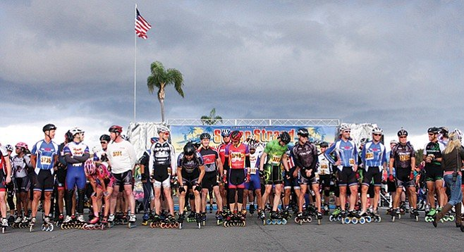 Wheels welcome at this year's Silver Strand Half Marathon & 5K, Sunday, November 13