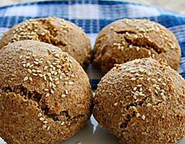E.A.T. Marketplace's paleo rolls