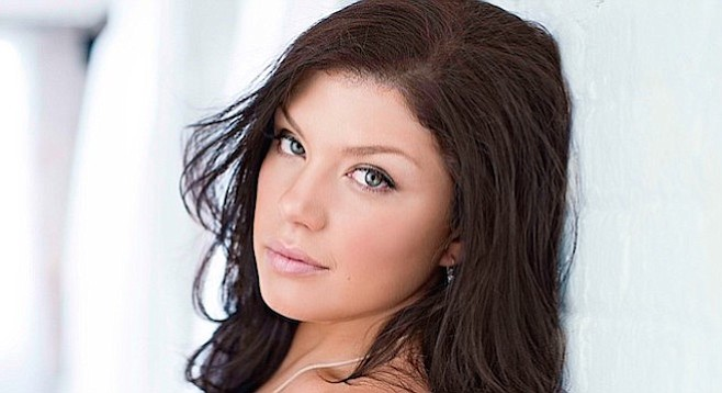 Jane Monheit performs at Symphony Hall.