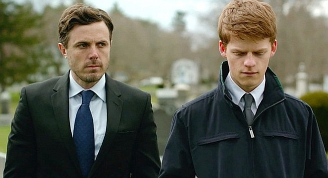 Manchester by the Sea: It ain't easy being ginger.