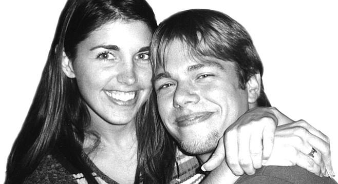 Zach Starr and Sascha Clark